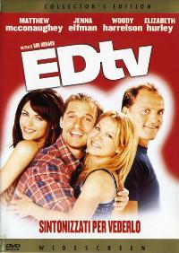 EDtv - 11 x 17 Movie Poster - Italian Style A