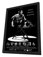 Ed Wood - 11 x 17 Movie Poster - Style A - in Deluxe Wood Frame