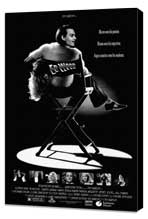 Ed Wood - 27 x 40 Movie Poster - Style A - Museum Wrapped Canvas
