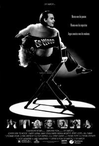 Ed Wood - 11 x 17 Movie Poster - Style A - Museum Wrapped Canvas