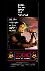 Eddie and the Cruisers - 11 x 17 Movie Poster - Style A