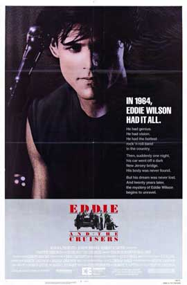 Eddie and the Cruisers - 11 x 17 Movie Poster - Style B
