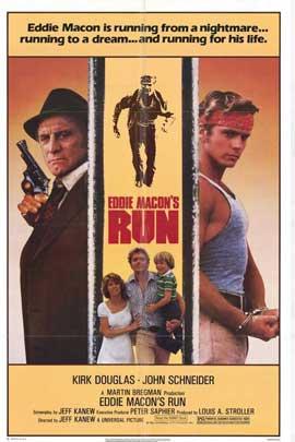 Eddie Macon's Run - 11 x 17 Movie Poster - Style A