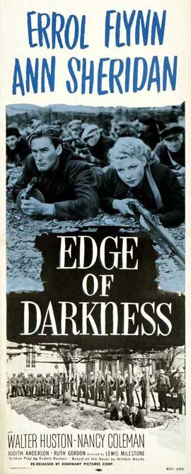 Edge of Darkness - 14 x 36 Movie Poster - Insert Style A