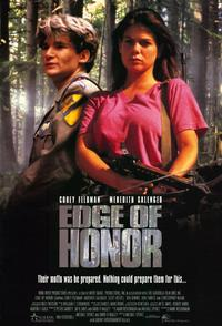 Edge of Honor - 11 x 17 Movie Poster - Style A