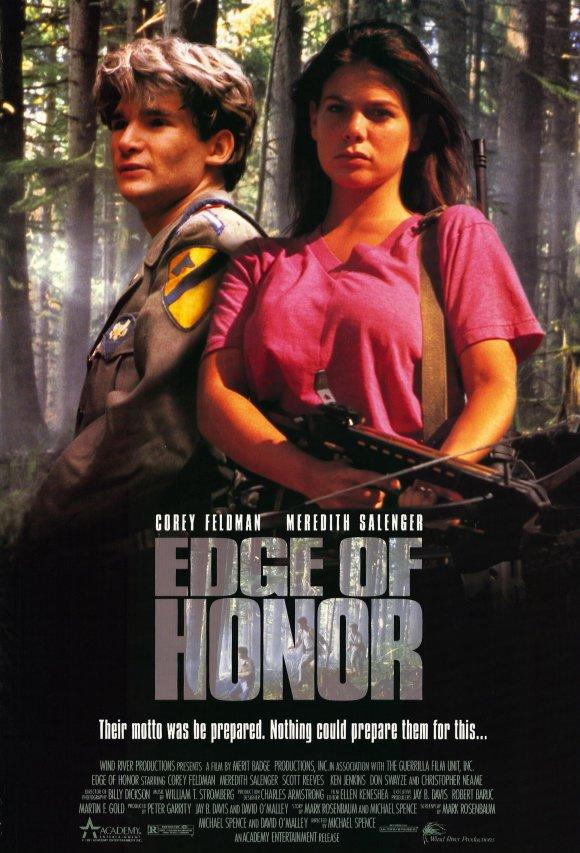 Edge of Honor movie