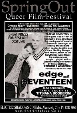 Edge of Seventeen - 11 x 17 Movie Poster - Style A