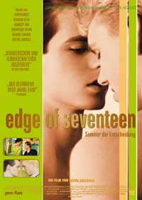Edge of Seventeen - 11 x 17 Movie Poster - German Style A