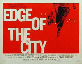 Edge of the City - 11 x 17 Movie Poster - UK Style A