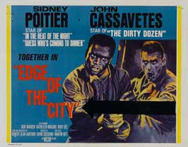 Edge of the City - 11 x 14 Movie Poster - Style B