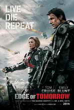 Edge of Tomorrow - 27 x 40 Movie Poster - Style A