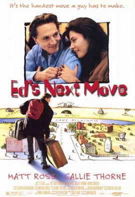 Ed's Next Move - 11 x 17 Movie Poster - Style A