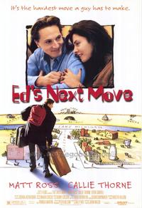 Ed's Next Move - 27 x 40 Movie Poster - Style A