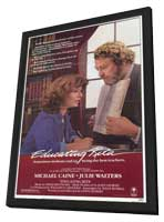 Educating Rita - 11 x 17 Movie Poster - Style A - in Deluxe Wood Frame