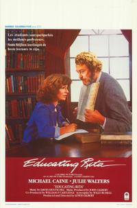Educating Rita - 27 x 40 Movie Poster - Belgian Style A