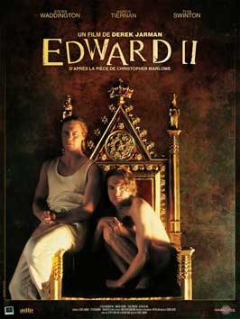 Edward II - 11 x 17 Movie Poster - French Style A
