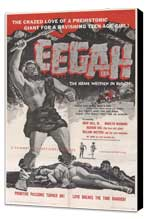 Eegah! - 11 x 17 Movie Poster - Style A - Museum Wrapped Canvas