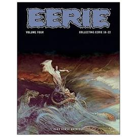 Eerie - Archives Volume 4 Hardcover Graphic Novel