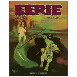 Eerie - Archives Volume 11 Hardcover Graphic Novel
