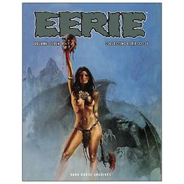 Eerie - Archives Volume 7 Hardcover Graphic Novel