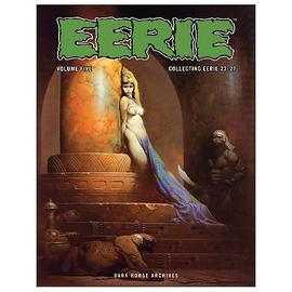Eerie - Archives Vol. 5 Hardcover Graphic Novel