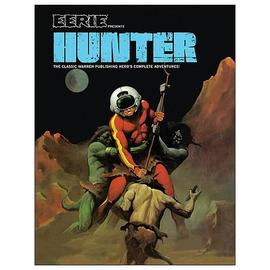 Eerie - Presents Hunter Hardcover Graphic Novel