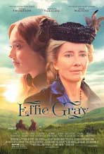 """Effie Gray"" Movie Poster"