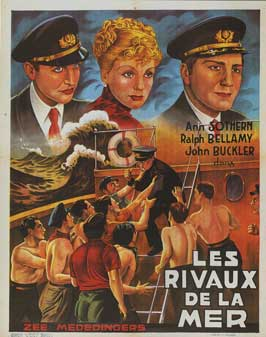 Eight Bells - 11 x 17 Movie Poster - Belgian Style A