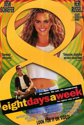 Eight Days a Week - 11 x 17 Movie Poster - Style A