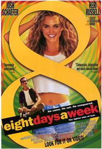 Eight Days a Week - 27 x 40 Movie Poster - Style A