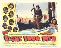 Eight Iron Men - 11 x 14 Movie Poster - Style A