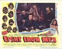 Eight Iron Men - 11 x 14 Movie Poster - Style B
