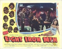 Eight Iron Men - 11 x 14 Movie Poster - Style D