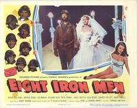 Eight Iron Men - 11 x 14 Movie Poster - Style E