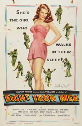 Eight Iron Men - 11 x 17 Movie Poster - Style A