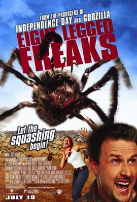 Eight Legged Freaks - 11 x 17 Movie Poster - Style A