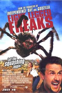 Eight Legged Freaks - 27 x 40 Movie Poster - Style A