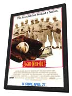 Eight Men Out - 11 x 17 Movie Poster - Style A - in Deluxe Wood Frame