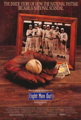 Eight Men Out - 11 x 17 Movie Poster - Style B