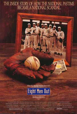Eight Men Out - 27 x 40 Movie Poster - Style B