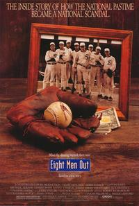 Eight Men Out - 43 x 62 Movie Poster - Bus Shelter Style A