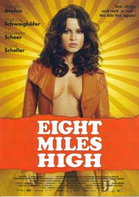 Eight Miles High! - 11 x 17 Movie Poster - Style B