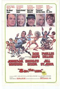 Eight on the Lam - 27 x 40 Movie Poster - Style A