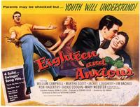 Eighteen and Anxious - 11 x 14 Movie Poster - Style A