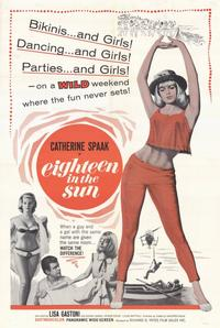 Eighteen in the Sun - 11 x 17 Movie Poster - Style A