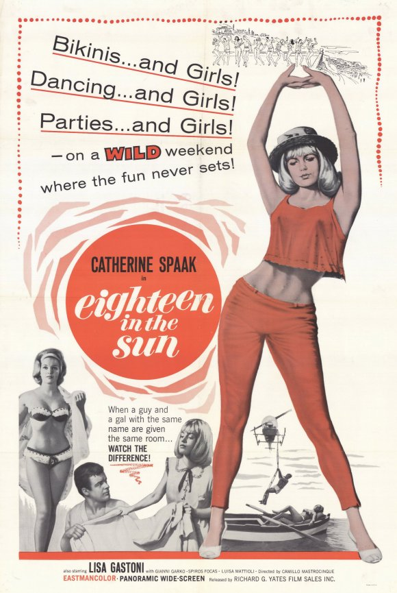 Eighteen in the Sun movie