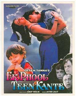 Ek Phool Teen Kante - 11 x 17 Movie Poster - Style A
