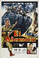 El Alaméin - 11 x 17 Movie Poster - Style A