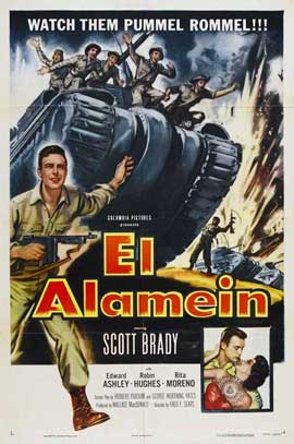 El Alam�in - 11 x 17 Movie Poster - Style A