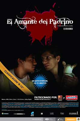 El amante del padrino - 43 x 62 Movie Poster - Bus Shelter Style A